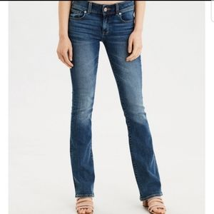 American Eagle slim boot jean